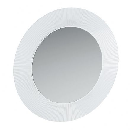 "386333 - Laufen Kartell ""All Saints"" 780mm Mirror with Integrated Lighting - 3.8633.3"